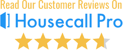Housecall Pro Customer Reviews Logo link to JSR Electricians