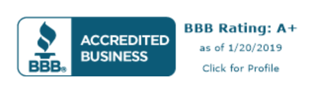 Better Business Bureau BBB Rating: A+ in 2019 for JSR Electricians